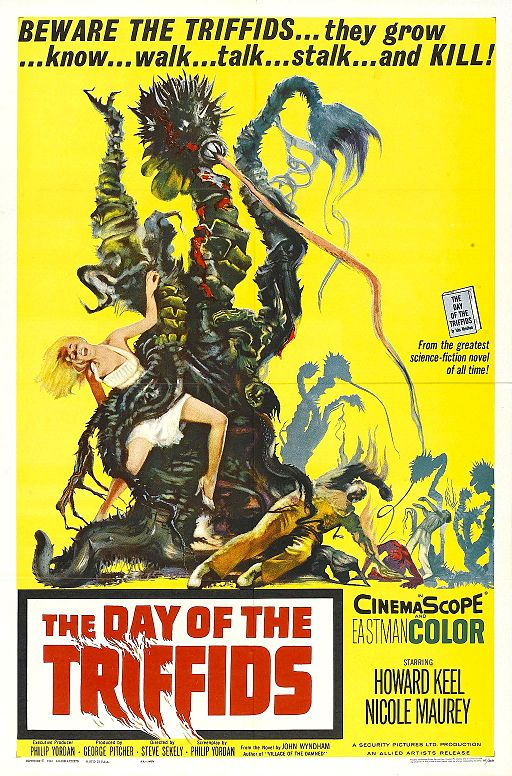 Day of the Triffids poster